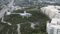 Los Angeles Celebrity Homes Helicopter Flight, Los Angeles, Half-day Tours