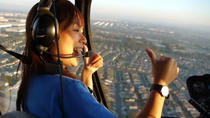 Stilriktig VIP-sightseeing med helikopter over Los Angeles, Los Angeles, Helikopterturer