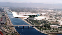 Tour di lusso di Los Angeles in aeroplano con champagne, Los Angeles, Tour aerei