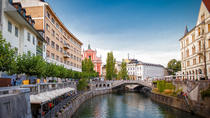 Ljubljana Capital of Slovenia Full Day Tour from Koper, Koper, Day Trips