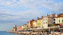 Piran Walking Tour and Slovenian Coast Panoramic Day Trip from Koper, Koper, Private Day Trips