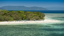 Cairns Landausflug: Tagesausflug nach Green Island, Cairns & Tropical North