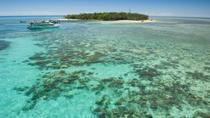 Green Island Day Trip from Cairns Including Seawalker Helmet Dive