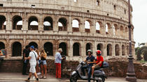 2.5-hour Private Vespa Tour of Rome, Rome, Vespa, Scooter & Moped Tours