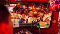 Bangkok Street Essen und Nacht Private Tour, Bangkok, Night Tours