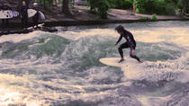 Munich Unique Surfing Experience in River Eisbach Led by a Local, Munich