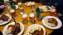 Private Beer Tour with 10 Drinks and a Meal in Prague, Prague, Beer & Brewery Tours