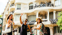 Private Gaudi Bike Tour with a Local, Barcelona, Hop-on Hop-off Tours