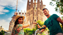 Private Gaudi Bike Tour with a Local, Barcelona, Audio Guided Tours