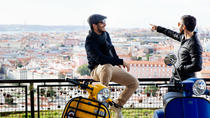 Private Vespa Ride Around Lisbon, Lisbon, Vespa, Scooter & Moped Tours