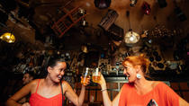 Small-Group Prague Hangover Walking Tour with Drinks and Burger , Prague, Bar, Club & Pub Tours