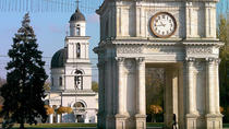 Chisinau City Tour and Cricova Winery with wine tasting, Chisinau, City Tours