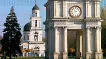Private Half-Day City Tour of Chisinau by car, Chisinau