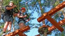 Aerial Park Adventure in the Okanagan, Kelowna y Okanagan Valley
