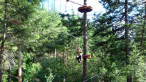 Guided Zipline Tour in the Okanagan, Kelowna & Okanagan Valley, Ziplines