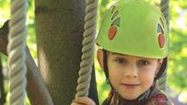 Little Monkey Play Area at Oyama Adventure Park in the Okanagan, Kelowna & Okanagan Valley, ...