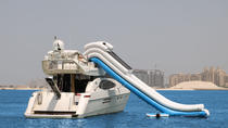 Dubai Luxury Yacht Charter With Yacht Water Slide, Dubai, Boat Rental