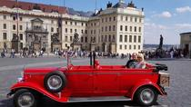 Prague by Vintage Car and Walking Tour, Prague, Night Tours