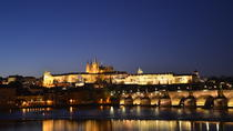 Prague evening tour by car with included drink, Prague, Night Tours