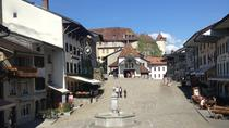 Private Gruyères Tour Including Cheese and Chocolate Factory Visit from Montreux, Montreux, ...