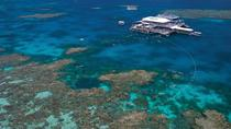 Outer Great Barrier Reef Snorkel Cruise from Port Douglas, Port Douglas, Helicopter Tours