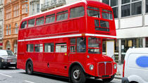 Bussrundtur i London till Buckingham Palace i anrik buss, London, Halvdagsrundturer