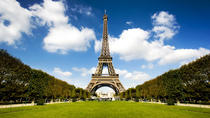 Full-Day Self-Guided Paris Tour from London by Eurostar with Seine River Cruise, London, null