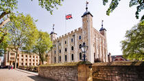 London Full-Day Sightseeing Tour including Tower of London and Thames River Cruise, London