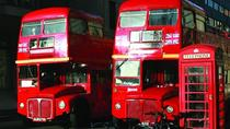 London Vintage Bus Tour Including River Thames Cruise with Optional Lunch, London, Hop-on Hop-off ...