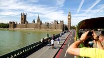 London Vintage Bus Tour Including River Thames Cruise with Optional Lunch, London, Kid Friendly ...