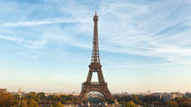 Luxury Paris Day Trip with Champagne Lunch at the Eiffel Tower, London, Rail Tours