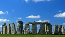 Stonehenge, Salisbury Cathedral and Bath Including Pub Lunch, London, Day Trips