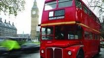 Tour door Londen met ouderwetse bus en afternoontea bij Harrods, London, Half-day Tours