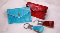 3-Hour - Combo set B_2 - Side Card Case & Key Chain, Bangkok, Craft Classes