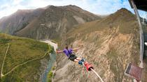Bungy Jump em Nevis Highwire, Queenstown, Queenstown