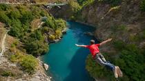 Das Original Kawarau Bridge Bungy Jump in Queenstown, Queenstown, Extremtouren