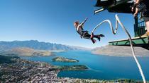 Queenstown Ledge Bungy Jump, Queenstown, Adrenaline & Extreme