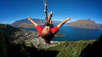 The Ledge - Queenstown's Sky Swing, Queenstown, Jet Boats & Speed Boats