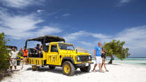 Aventura Baby Beach Jeep, Aruba, Excursões 4WD, ATV e off-road