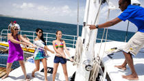 Happy Hour Sail and Snorkel in Aruba with Optional Snuba, Aruba, Snorkeling