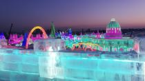 All-Inclusive Private Day Tour to Ice Swimming Show, Snow Fair on Sun Island, Ice and Snow World, ...