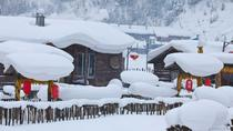 Overnight Experience at China Snow Town from Harbin with Accommodation