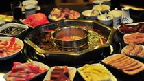 4 hours private Hai Di Lao hot pot dinner experience and nightlife tour, Xian