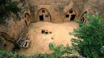 All inclusive cave Dwelling Zhang 's family village and folk custom yuanjia village, Xian, ...