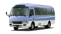 Private transfer from SJO Intl Airport to downtown Hotels, San Jose, Airport & Ground Transfers