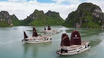 Halong 1 daagse tour luxe cruise - groepsrondleiding, Halong Bay, Day Trips