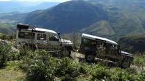 Full-Day Landrover Safari from Rethymno with BBQ drinks and swim, Crete, 4WD, ATV & Off-Road Tours