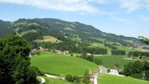 2-Day Switzerland Tour from Lucerne to Geneva: Mt Titlis, Bern and Gruyères with Overnight in Interlaken