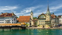 4-Day Switzerland Tour from Lucerne to Zurich Including Mt Titlis Cable Car, Lucerne, Dinner Cruises