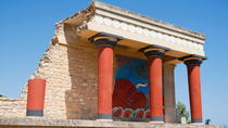 Ancient Palace of Knossos Tour, Heraklion, Hop-on Hop-off Tours